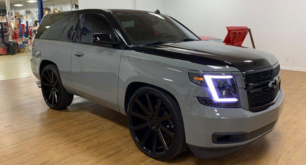 2022 Chevrolet Tahoe LT Exterior
