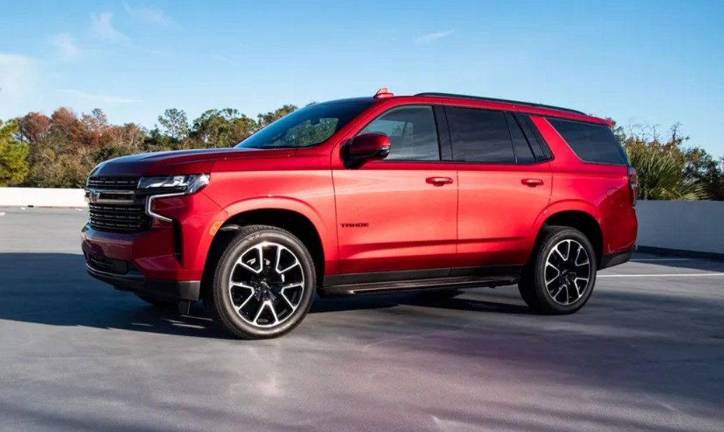 2023 Chevy Tahoe SS Exterior