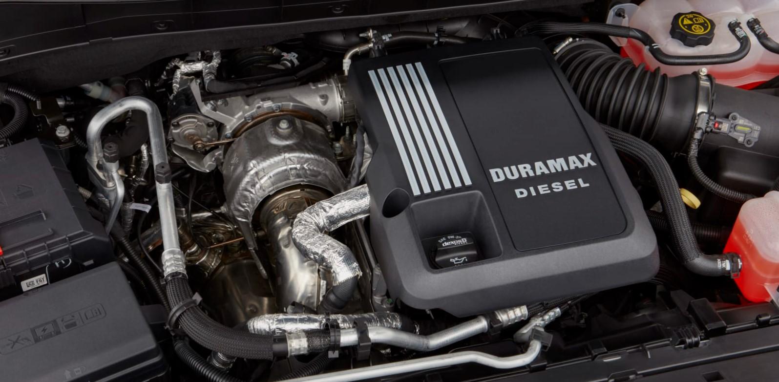 Chevrolet Tahoe 2023 Engine