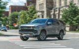 Chevrolet Tahoe 2023 Exterior